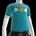 Camiseta con logo de Sunnyside