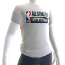 2018 NBA All-Star Game Tee - White