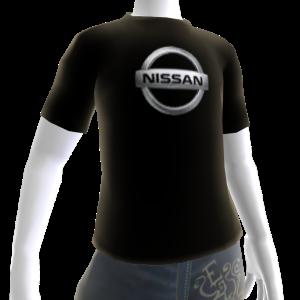 Nissan Black T-Shirt
