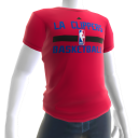 Clippers On-Court Tee