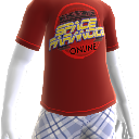 "T-Shirt ""Space Paranoids"""