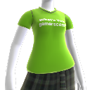 What's your gamerscore? Tee