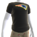 Patriots Gold Trim Tee