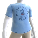 Camiseta de Mickey Mouse Club