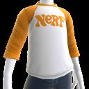 Nerf Baseball Orange Tee