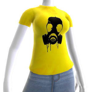 Epic Gas Mask Shirt