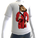 Horse Head Mask Tee