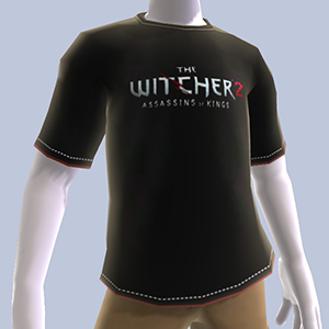 T-shirt The Witcher 2