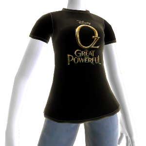 Oz The great and Powerful Logo Tee