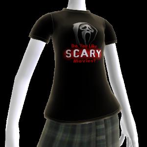 """Do you like Scary movies"" T-shirt"