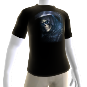 Death Dealer 4 Black T-Shirt