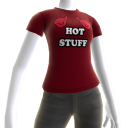 Valentine's - Hot Stuff Tee