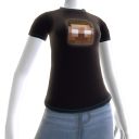 Minecraft Camiseta do Herobrine