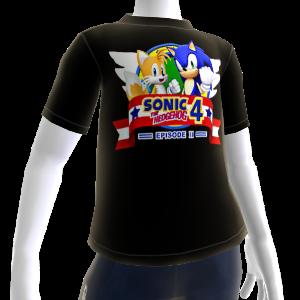 Maglietta di Sonic the Hedgehog™ 4 Episode II