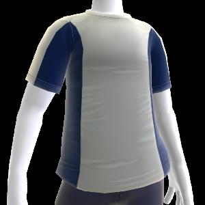 Blue Workout Shirt