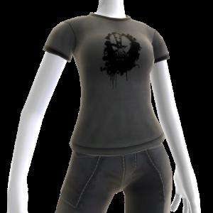 The Dark Knight Rises Bane Logo T-Shirt #3