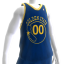 1974-1975 Warriors Jersey