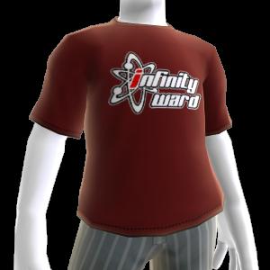 T-shirt Infinity Ward