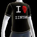 Eu Amo o Zinyak