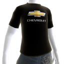 GM Chevrolet Black Tee