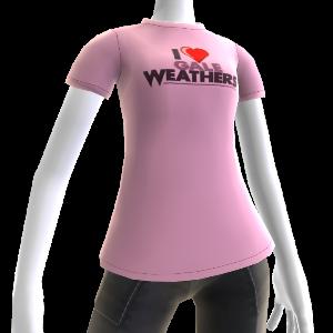 """I Heart Gale Weathers"" T-Shirt"