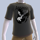 T-shirt Assassin - The Witcher 2