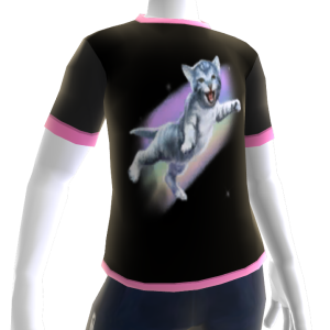 Epic Rainbow Cat T-Shirt