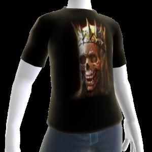 Epic Horror Skull 18 T-Shirt