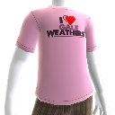 """I Heart Gale Weathers"" T-Shirt"
