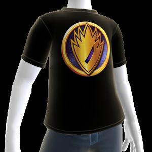 Camiseta con logo de Guardianes de la Galaxia