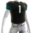 Jacksonville 2013 Home Game Jersey