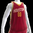 Rockets Alternate Jersey