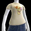 Camiseta de Tigger