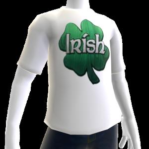 Epic St Pattys White Irish Clover