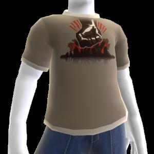 エージェンシー支持者のシャツ