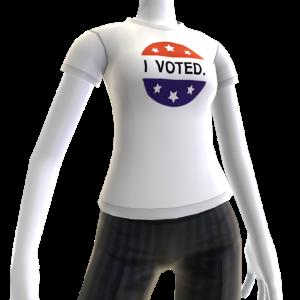 I Voted Tee