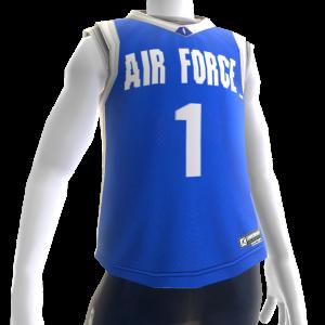 Air Force Basketball Jersey