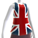 T-shirt Union Jack Darkling