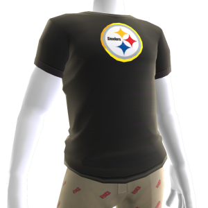 Steelers Gold Trim Tee