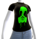 Epic Gas Mask Shirt Green