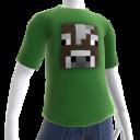 Lehmä-T-paita