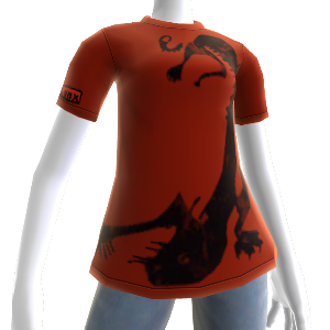 Trials HD Dragon Shirt