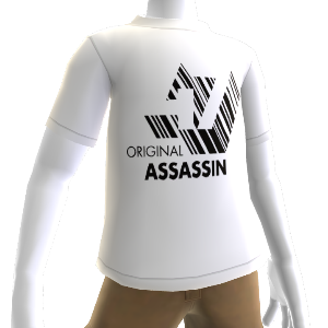Hitman: Absolution 'Original Assassin' T-Shirt (White)