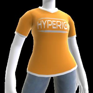 Camiseta Hyperion