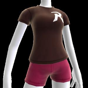 Robin Logo T-Shirt