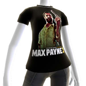 T-shirt 1 του Max Payne