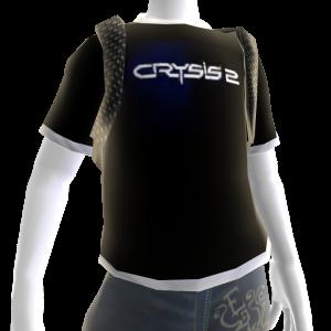 Black Crysis 2 T-Shirt