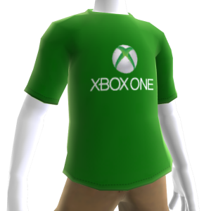 Xbox One Avatar t-shirt