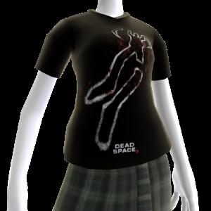 Necromorph素描T恤