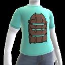 Camiseta del icono de Isaac